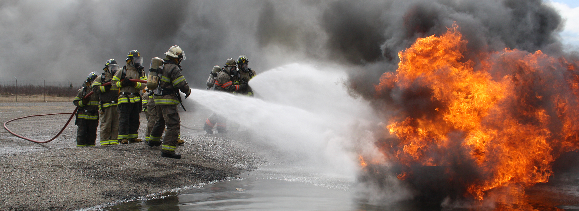 Advanced-Firefighting-Training